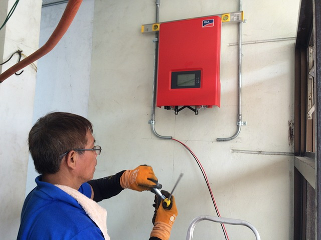 Inverter, Grid-tie, Solar, Photovoltaic