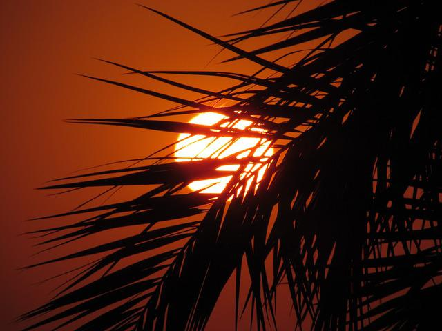 Solar, In The Evening, Light, Sunset, Turkey