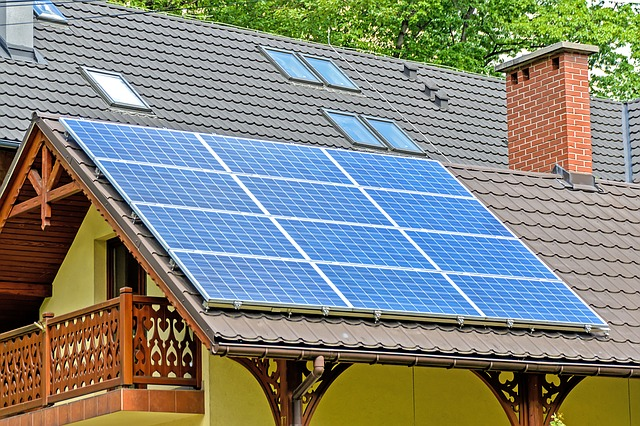 Solar Panels, Heating, Renewable Energy, Ecology