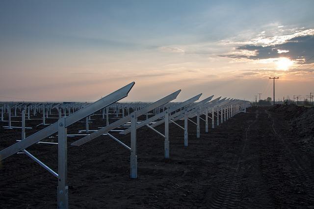 Solar Field, Solar Photovoltaic, Current, Energy