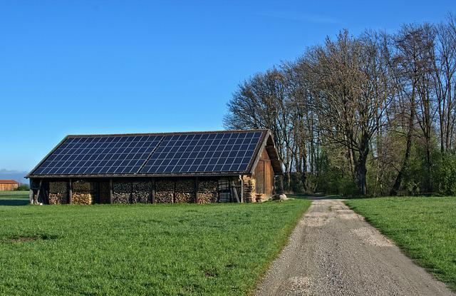 Energy, Solar, Wood, Solar Energy, Photovoltaic