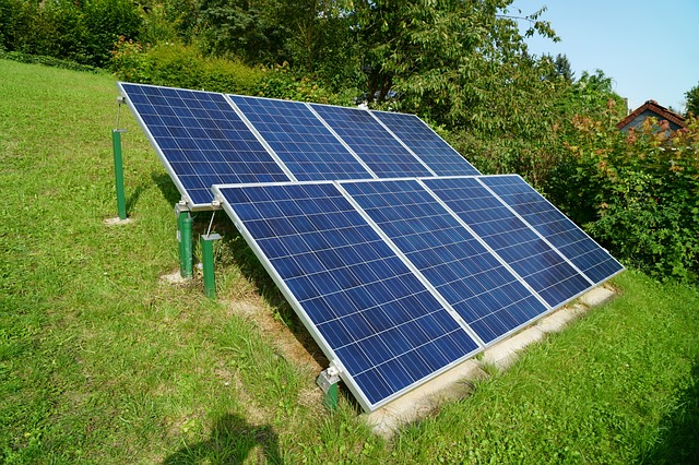Solar Photovoltaic, Current, Power Generation