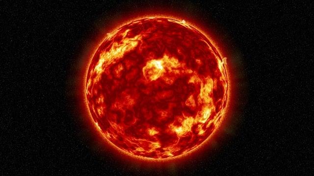 Sun, Solar, Solar Flare, Solar System, Planet, Heat