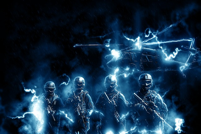 Special Forces, Soldier, Military, Weapon, Security
