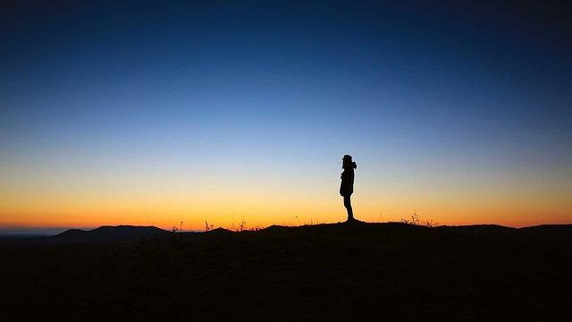 Sunset, Peace, Solitude, Calm, Nature, Stillness