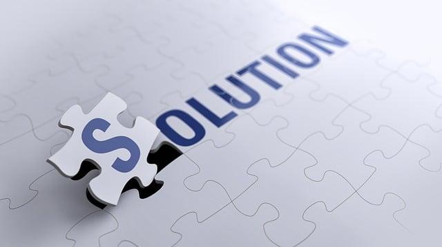 Solve, Jigsaw, Problem, Concept, 3d Render, Puzzle