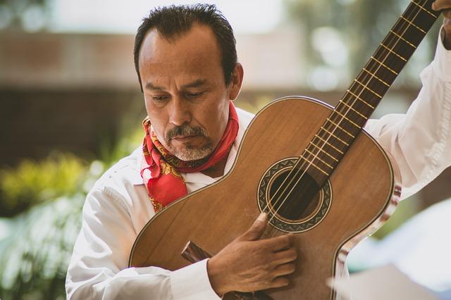 Guitar, Mexico, Musician, Mexican, Popular, Sones