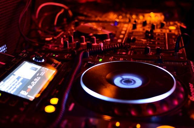 Dj, Songs, Music, Disco, Equipment, Play, Dance