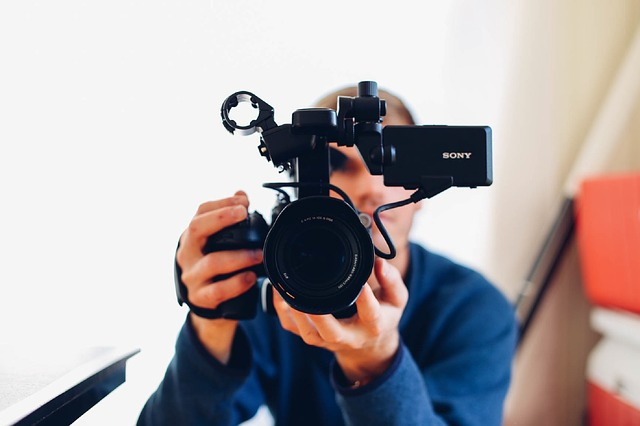 Technology, Gadgets, Videography, Sony, Video, Recorder