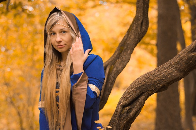 Story, Fairy Forest, Magic, Sorceress, The Enchantress