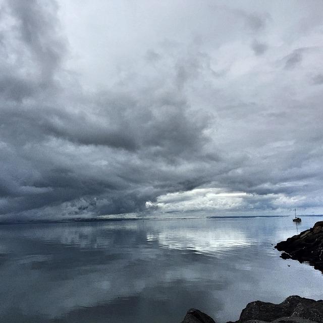 Thunder, Sorry, Summer, Landscapes, Cloud, Vättern