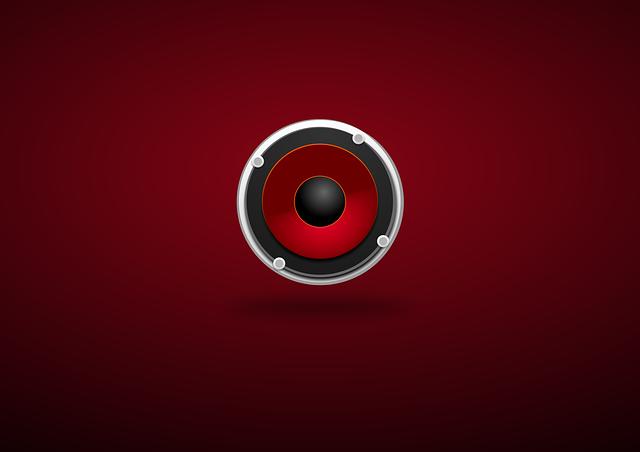 Music, Sound, Fun, Bass, Speaker, Techno, Sounds, Play