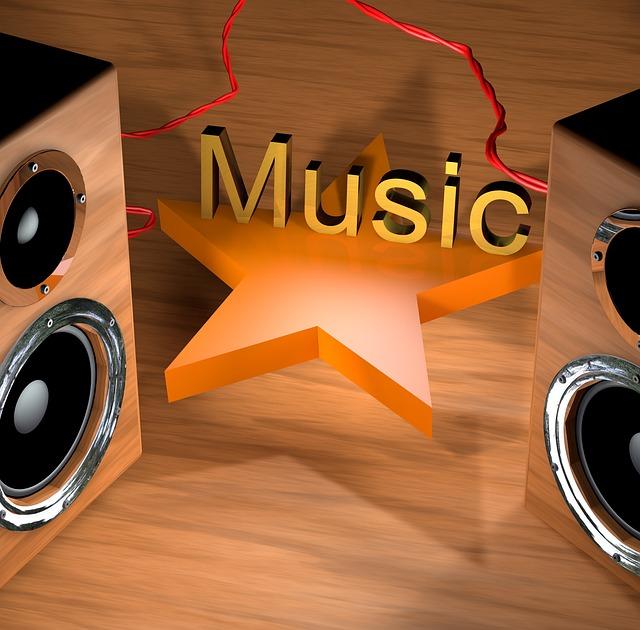 Music, Box, Star, Multimedia, Hifi, Sound, Beschallung