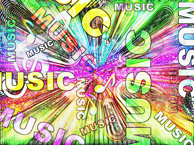 Music, Abstract, Sound, Colorful, Design, Melody, Note
