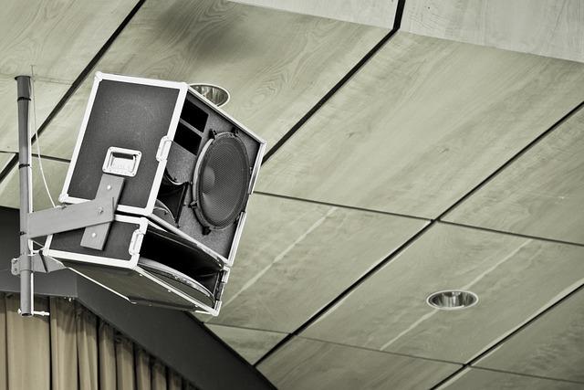 Speakers, Beschallung, Box, Sound, Sound Engineering