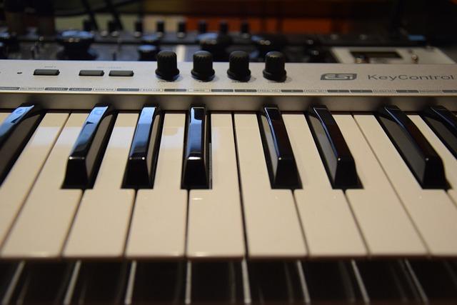 Key, Piano, Sound