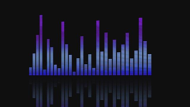 Equalizer, Eq, Sound Level, Digital, Music, Chart