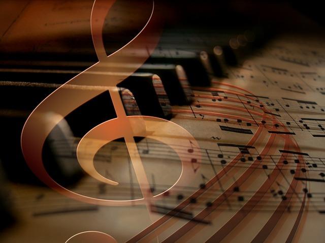 Music, Piano, Keys, Keyboard, Sound, Concert, Musician