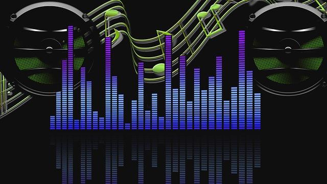 Level, Speakers, Music, Sound, Sound Level, Mixer