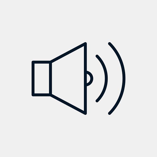 Sound, Audio, Music, Icon, Studio, Voices, Speaker