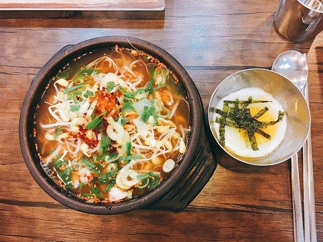 Food, Gookbab, Soup