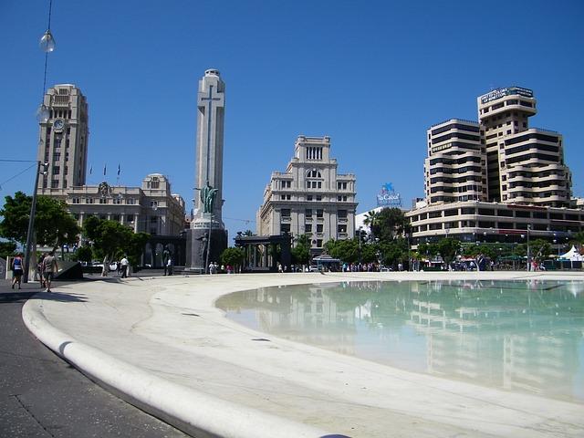 Santacruz, Canary Islands, Tenerife, City, Source