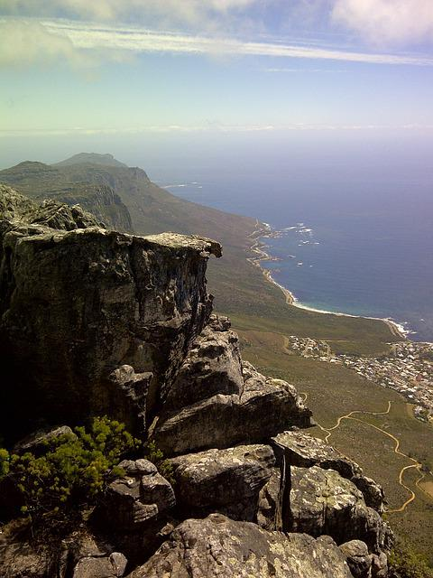 Cape, Town, South, Africa
