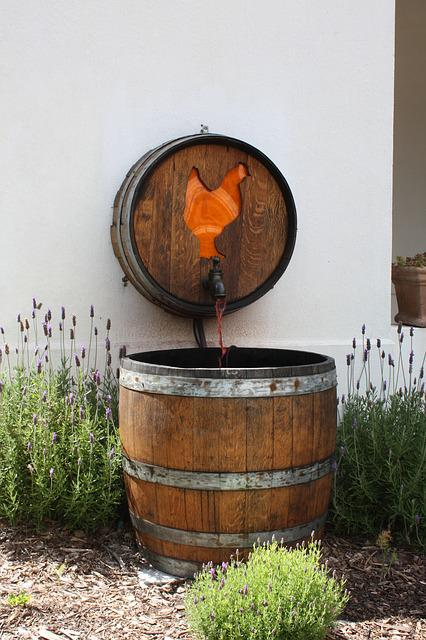 Barrel, Wine Barrel, South Africa, Wooden Barrels