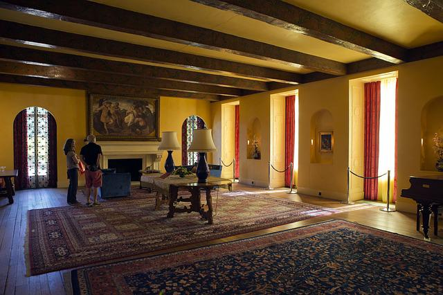Eltham Palace, South London, Cautauld Family Home