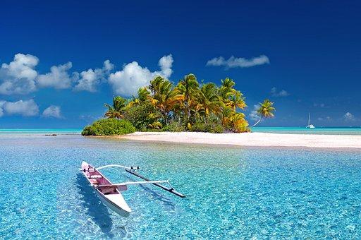 Polynesia, French Polynesia, Tahiti, South Sea, Island