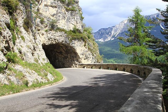 Italy, Cortina D'ampezzo, Dolomites, South Tyrol