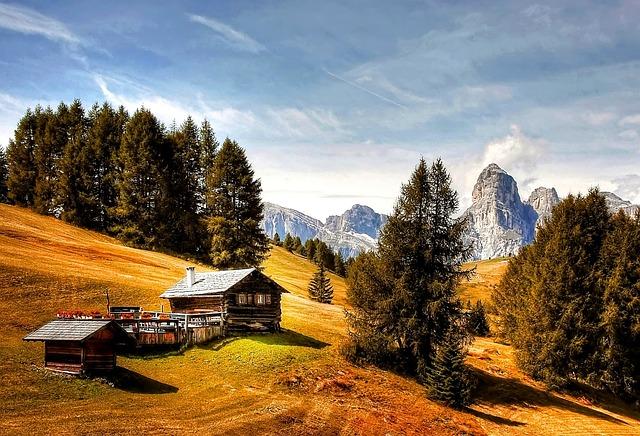 Dolomites, Mountains, Italy, Alpine, South Tyrol