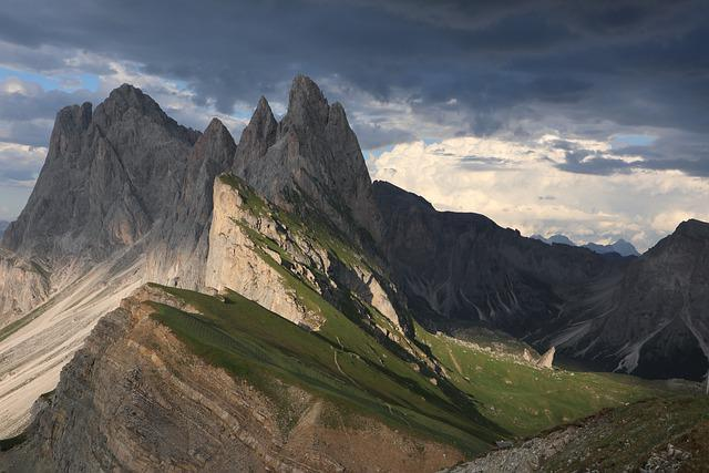 Italy, Italien, Südtirol, Southtyrol, Seceda, Dolomites