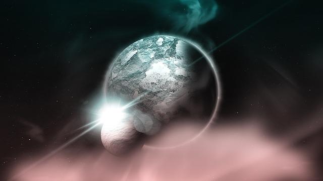 Planet, Universe, Fantasy, All, Space, Star, Cosmos