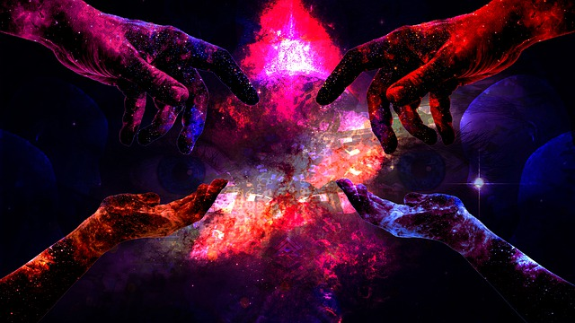 Space, Fantasy, Geometry, Imagination, Consciousness