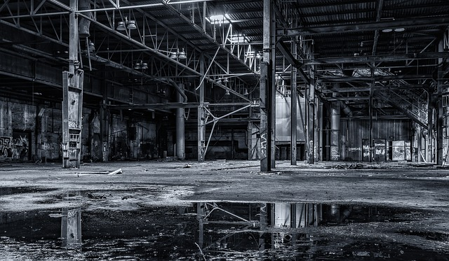 Space, Hall, Keller, Factory, Pforphoto, Construction