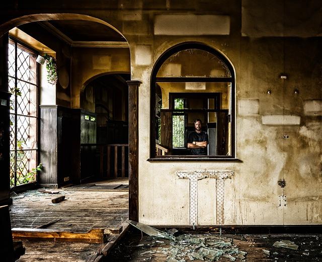 Lost Places, Pub, Bar, Restaurant, Pforphoto, Space