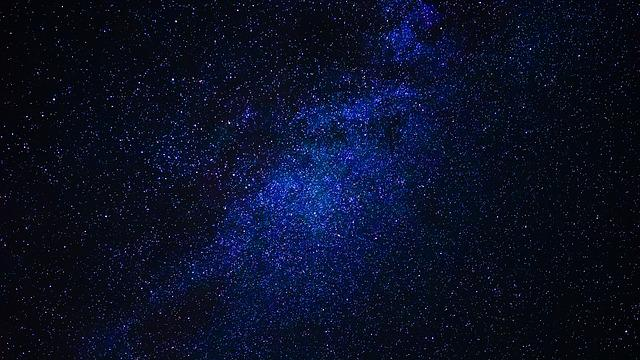 Starry Sky, Night Sky, Stars, Night, Sky, Space, Cosmos