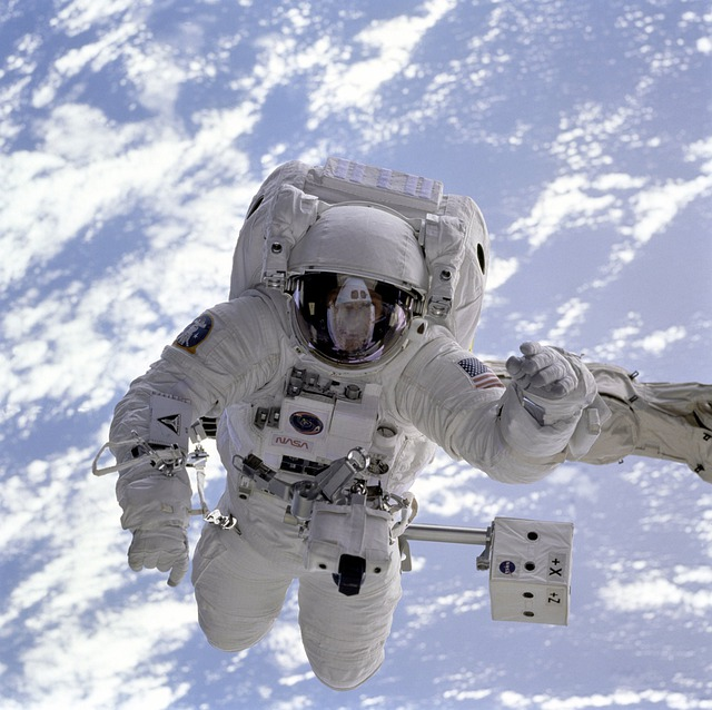 Astronaut, Space Shuttle, Space Walk, Discovery, Space