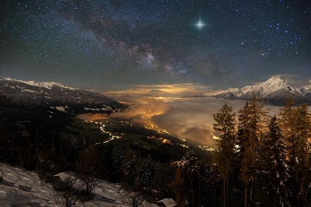 Stars, Milkyway, Space, Night, Astronomy, Universe, Sky