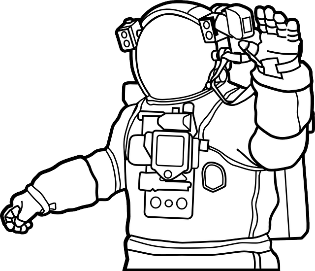 Space Suit, Astronaut, Helmet, Cosmonaut, Technology