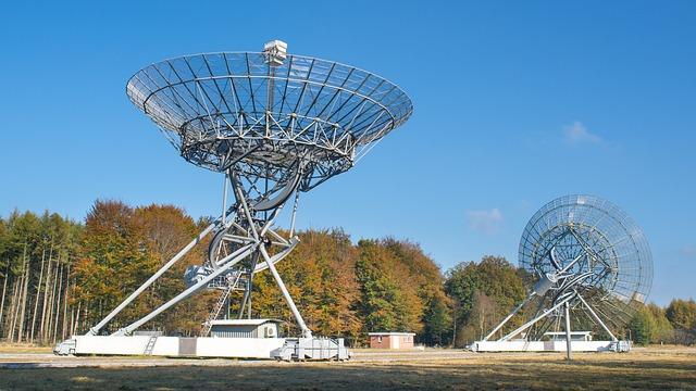Radio, Telescope, Space, Technology, Antenna, Astronomy
