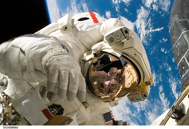 Astronaut, Space Shuttle, Discovery, Space, Universe