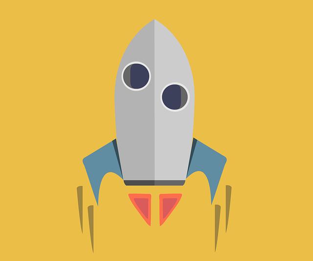 Rocket, Space, Spaceman