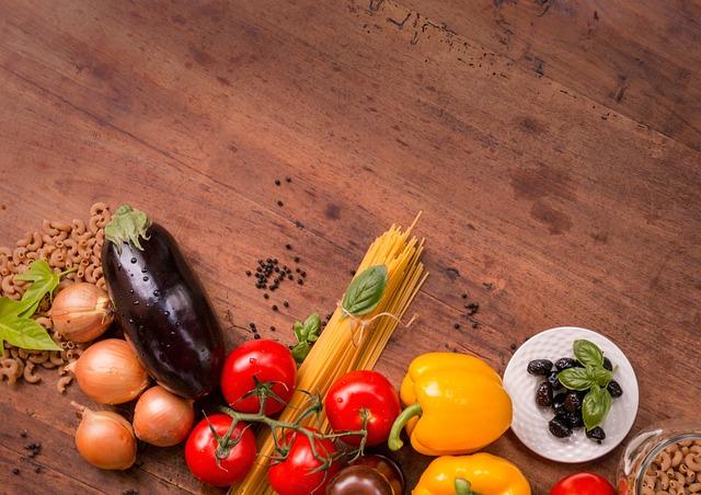 Spaghetti Ingredients, Eat, Italian Cuisine