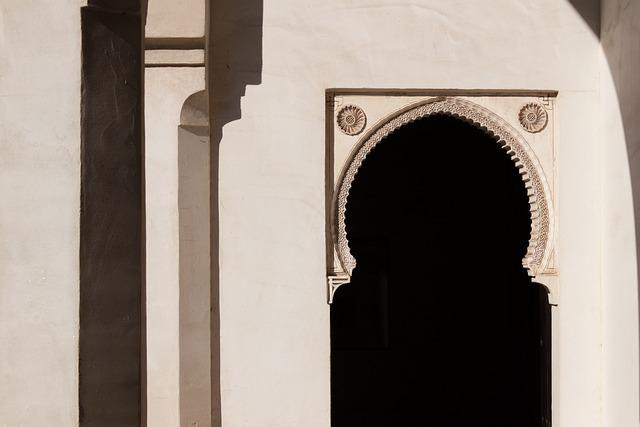 Spain, Alcazaba, Malaga, Islamic Architecture
