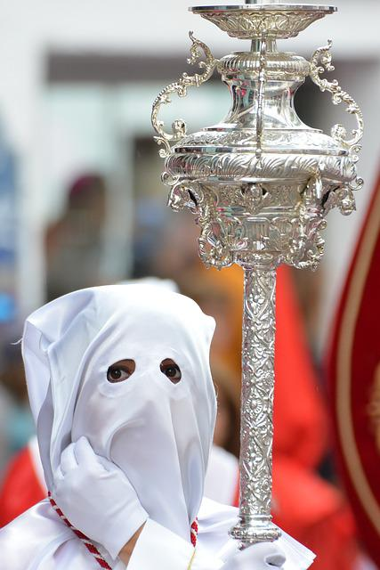Easter, Spain, Procession, Andalusia