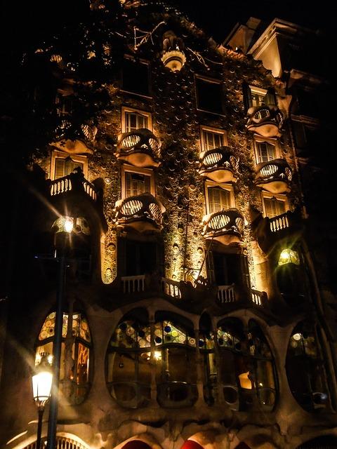 Casa Amatller, Barcelona, Spain, Architecture