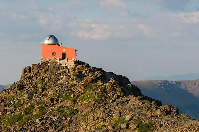 The Observatory, Costa De La Luz, Spain, Mountains