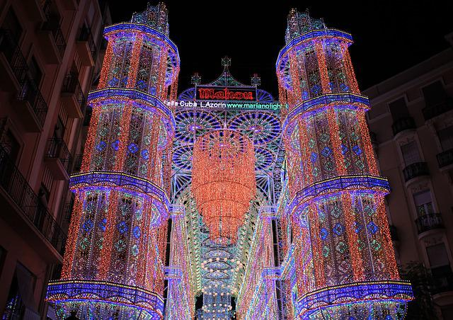Fallas, Valencia, Valence, Spain, Region Of Valencia